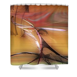 Chinook Shower Curtain