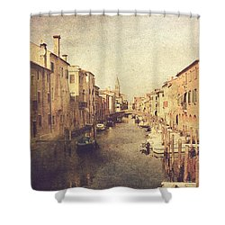 Chioggia Shower Curtain