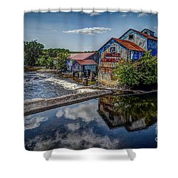 Chisolm's Mills Shower Curtain
