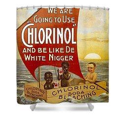 Chlorinol Shower Curtain