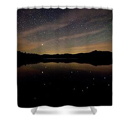 Chocorua Lake Shower Curtain