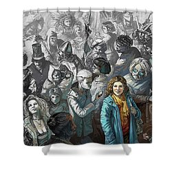 Choice Shower Curtain