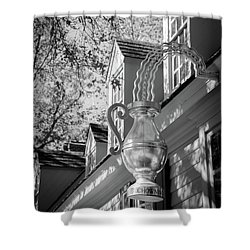 Chowning Shower Curtain