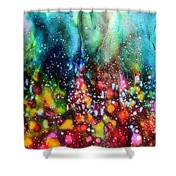 Christmas In  July  Shower Curtain