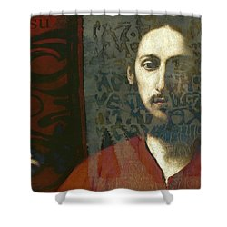 Christ You Know It Ain't Easy  Shower Curtain