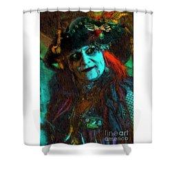 Christine Campiotti Shower Curtain