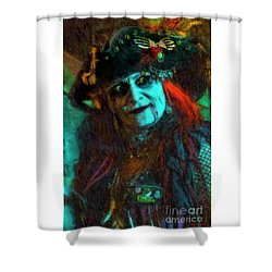 Christine Campiotti Shower Curtain