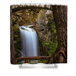 Christine Falls Shower Curtain