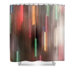 Christmas Season Shower Curtain