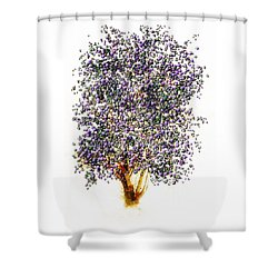 Christmas Spirit Shower Curtain