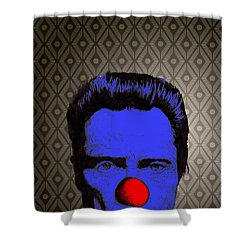 Christopher Walken 1 Shower Curtain