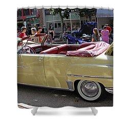 Chrysler Windsor Shower Curtain