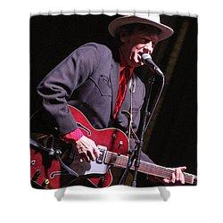 Chuck Mead Shower Curtain