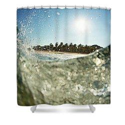 Chula Vista Shower Curtain