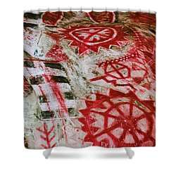 Chumash Painted Cave State Historic Park Shower Curtain