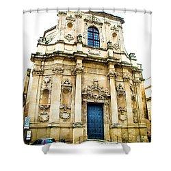 Church Of St Chiari Shower Curtain