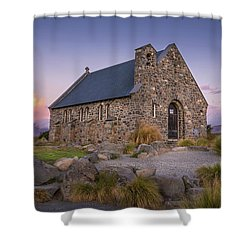 Church Of The Good Shepherd Shower Curtain
