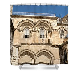 Church Of The Holy Sepulchre Shower Curtain