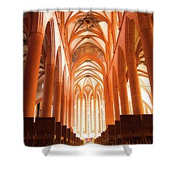 Church Of The Holy Spirit Shower Curtain