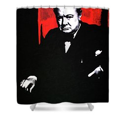 Churchill Shower Curtain