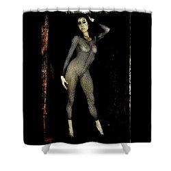 Ciena 1 Shower Curtain by Mark Baranowski