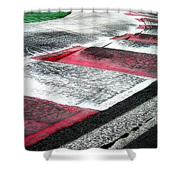 Circuit De Montreal ... Shower Curtain