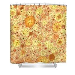Circular Shower Curtain by Matt Lindley