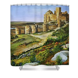 Citadel Shower Curtain