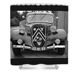 Citreon Shower Curtain