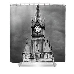 City Chambers Shower Curtain