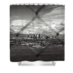 City Escape Shower Curtain