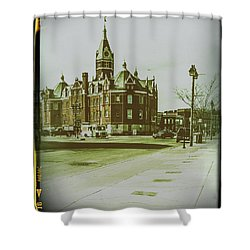 City Hall, Stratford Shower Curtain