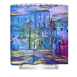 City Mouse Shower Curtain