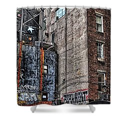 City Scenes Nyc Shower Curtain
