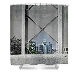 City View Shower Curtain