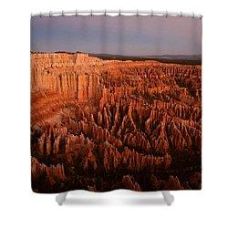 Civil Dawn At Bryce Canyon Shower Curtain