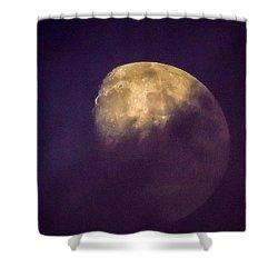 Shower Curtain featuring the photograph Clarity by Glenn Feron