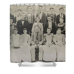 Class Of 1894  Shower Curtain