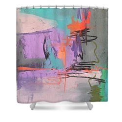 Class Play Shower Curtain