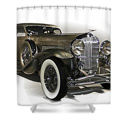 Classic 1 Shower Curtain