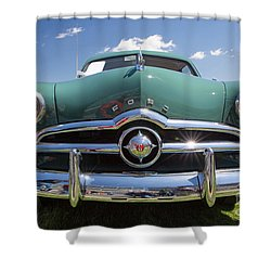 Classic 1949 Ford Shower Curtain