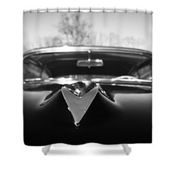 Shower Curtain featuring the photograph Classic Buick II by Wade Brooks