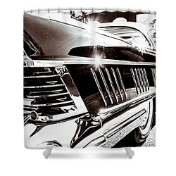 Shower Curtain featuring the photograph Classic Buick IIi by Wade Brooks