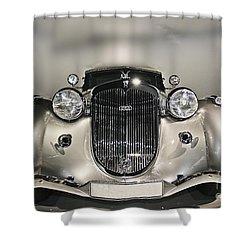 Classic Car 2 Shower Curtain