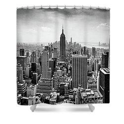 Classic New York Shower Curtain
