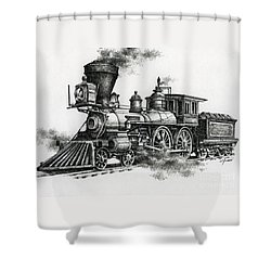 Classic Steam Shower Curtain
