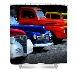 Classics Shower Curtain