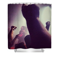 Coheed And Cambria  Shower Curtain by Kate Arsenault