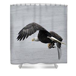 Clean Getaway Shower Curtain