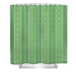 Shower Curtain featuring the photograph Cleome Shower Curtain by Debbie Stahre